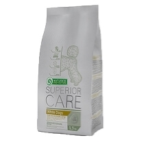 Superior Care White Dog 1,5 kg - Mini